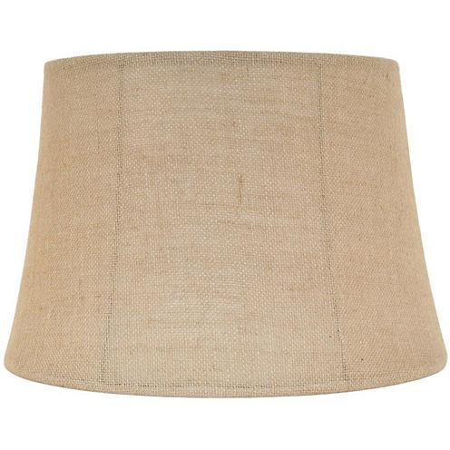 Linen Bell Lamp Shade