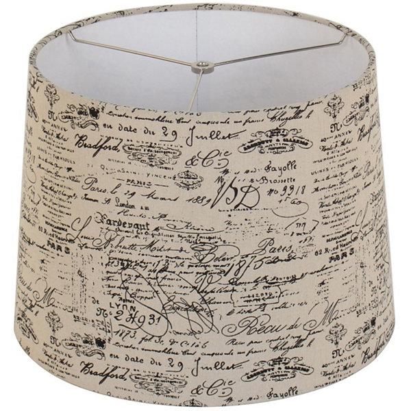 Linen print lamp shade jcpenney linen print lamp shade aloadofball Gallery