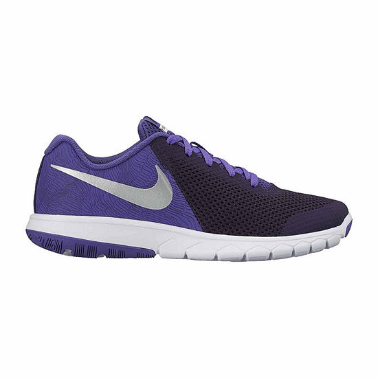 f7d367aacf16 Nike® Flex Experience 5 Girls Running Shoes - Big Kids - JCPenney