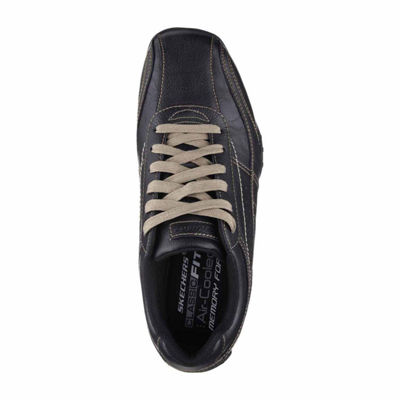 Skechers Mens Elison Oxford Shoes Lace-up