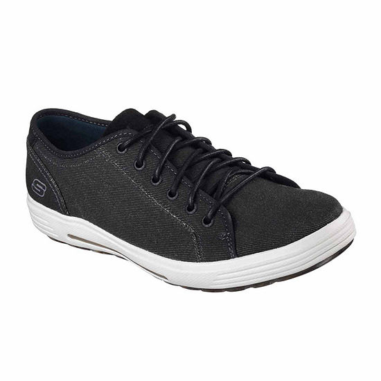 Skechers Mens Meteno Oxford Shoes