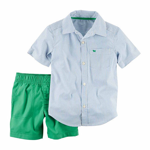Carter's 2-pc. Short Set Baby