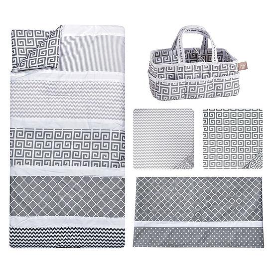 Trend Lab 5-pc. Modern Crib Bedding Set
