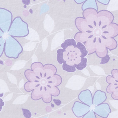 Trend Lab Grace Floral Crib Sheet