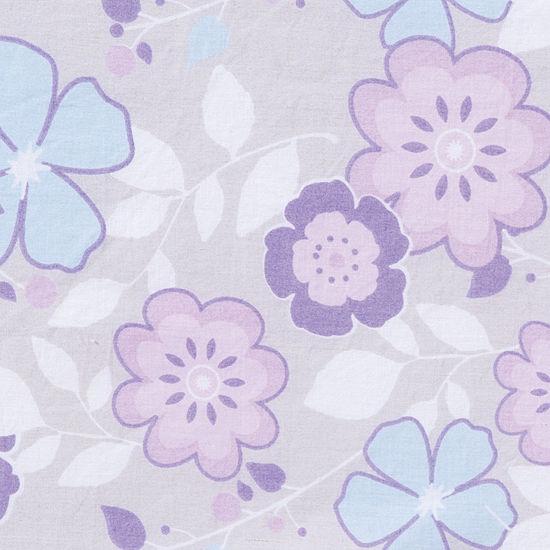 Trend Lab Floral Crib Sheet