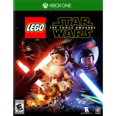 Lego Sw Force Awakens Video Game-XBox One