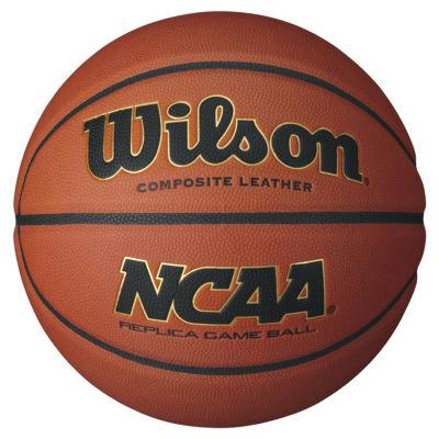 Wilson NCAA Replica Official Size Game Basketball