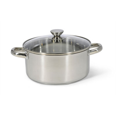 Cooks 5-qt Dutch Oven With Side Helper