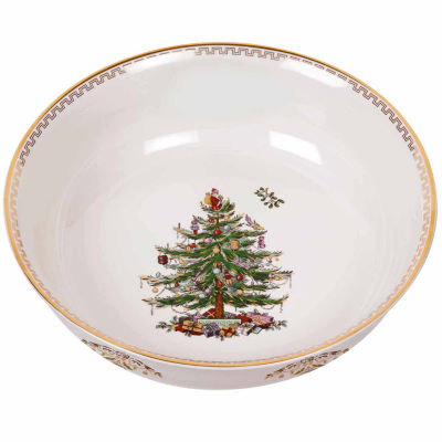 Spode Christmas Tree Serving Bowl