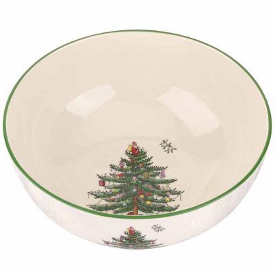 Spode Christmas Tree Serving Bowl