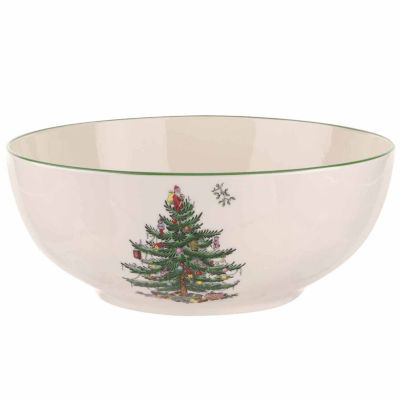 "Spode Christmas Tree 8"" Serving Bowl"
