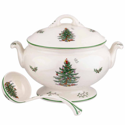 Spode Christmas Tree Soup Tureen