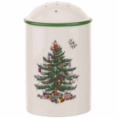 Spode Christmas Tree Shaker