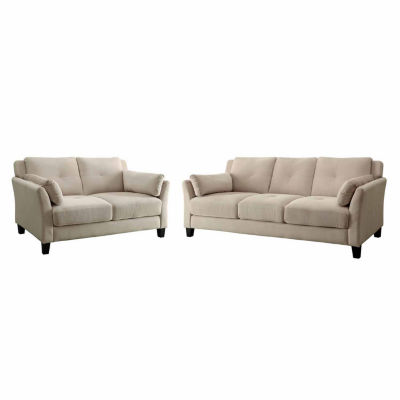 Lorena Contemporary 2-pc. Seating Set
