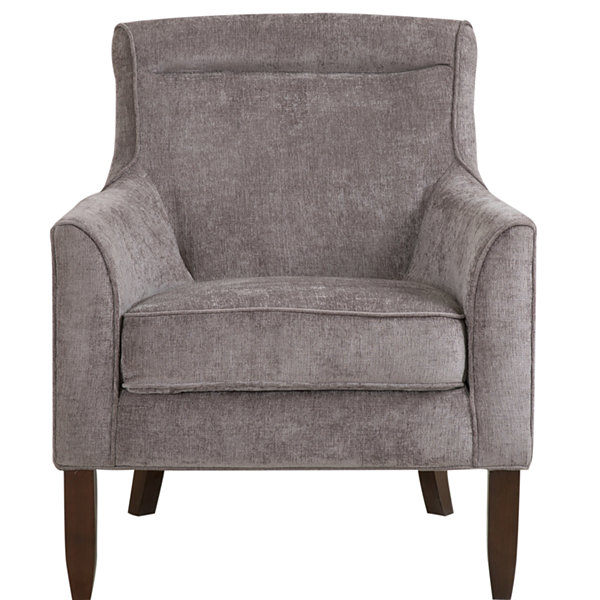 Madison Park Serena Bustle Back Accent Chair