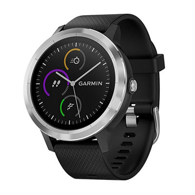 Garmin Vivoactive 3 Black Smart Watch-010-01769-01