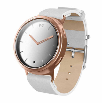 Misfit Phase Unisex White Smart Watch-Mis5003