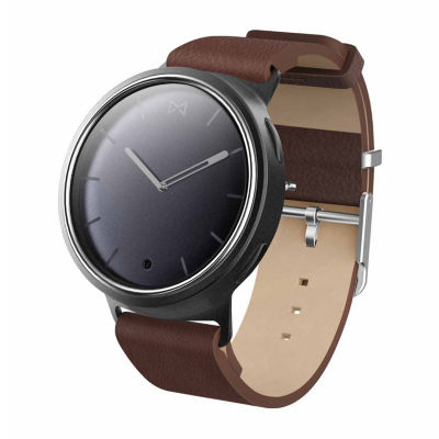 Misfit Phase Unisex Brown Smart Watch-Mis5007