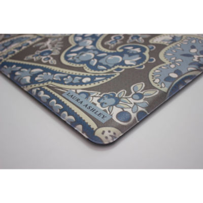 Laura Ashley Vanessa Anti-Fatigue Gelness KitchenMat
