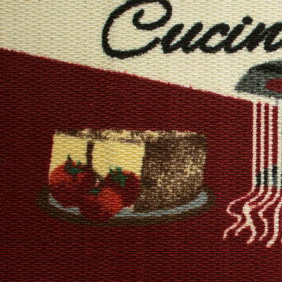 Structures Cucina Tradizione Textured Loop KitchenMat
