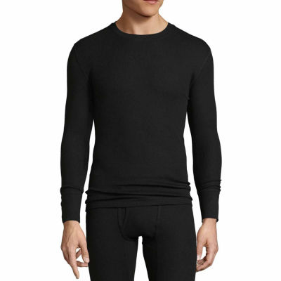 Fruit of the Loom Thermal Crew Neck Long Sleeve Thermal Shirt