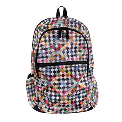 J World Mesh Backpack