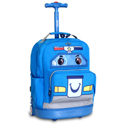 J World Patrol Wheeled Backpack