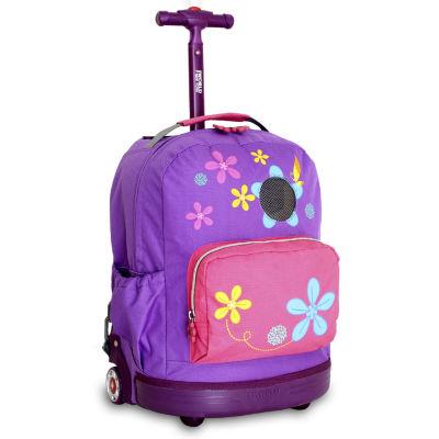 J World Aroma Wheeled Backpack