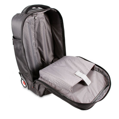 J World Bay Wheeled Backpack