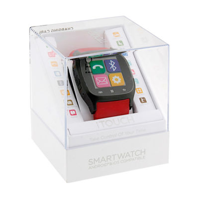 iTouch Red Smart Watch-JCI3160GN590-033