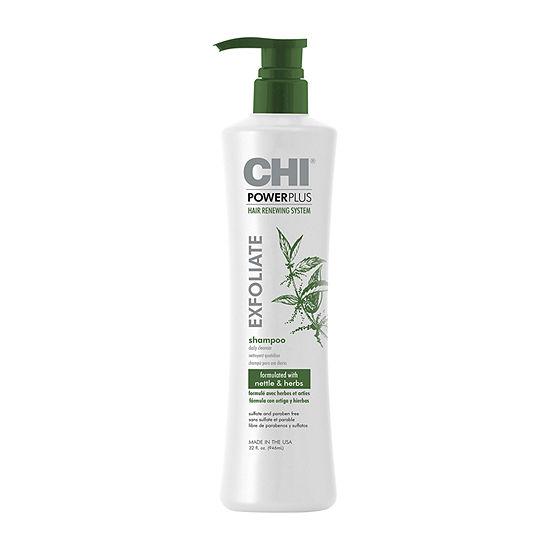 Chi Styling Powerplus Exfoliate Shampo Hair Loss Treatment-32 oz.