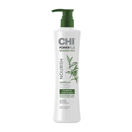 Chi Styling Powerplus Nourish Conditioner Hair Loss Treatment-32 oz.