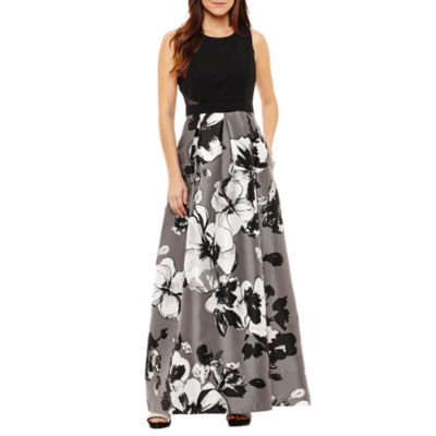 Melrose Sleeveless Evening Gown-Petites - JCPenney