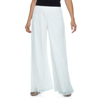 MSK Wide Leg Pull On Pants
