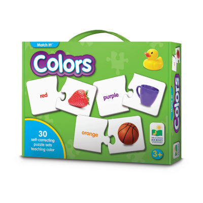 The Learning Journey Match It! - Colors