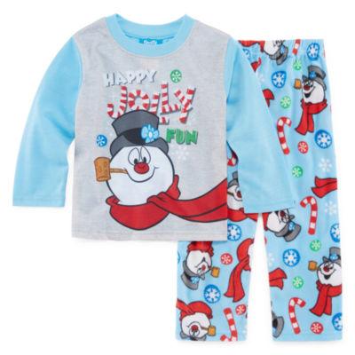 Frosty the Snow Man 2-pc. Pajama Set Boys
