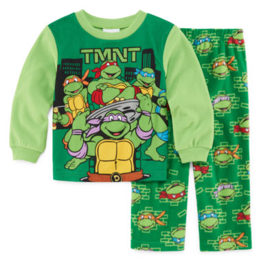 Teenage Mutant Ninija 2-pc. Teenage Mutant Ninja Turtles Pajama Set Boys