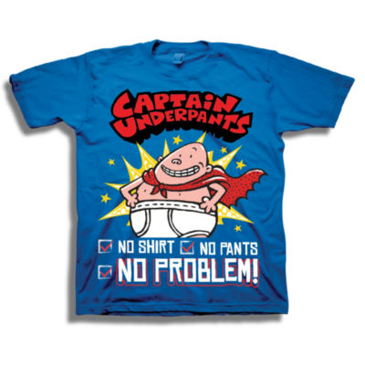 Boys Short Sleeve Tees Graphic T-Shirt-Big Kid Boys