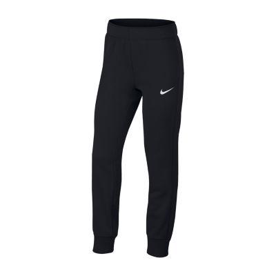 Nike Girls Cuffed Pull-On Pants - Big Kid