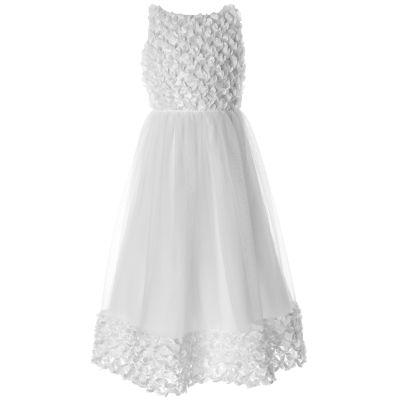Keepsake Sleeveless A-Line Dress - Preschool Girls