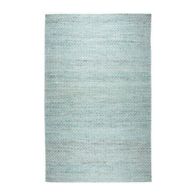 Rizzy Home Ellington Collection Alaina Chevron Rectangular Rugs