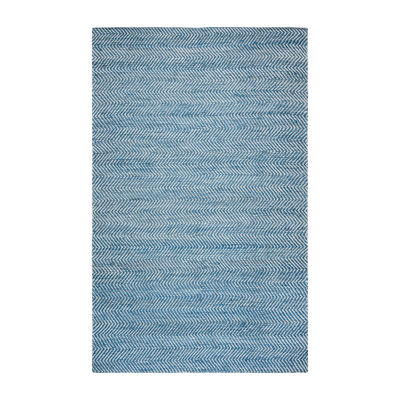 Rizzy Home Ellington Collection Catherine ChevronRectangular Rugs