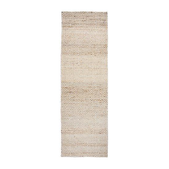 Rizzy Home Ellington Collection Penelope Chevron Rectangular Rugs