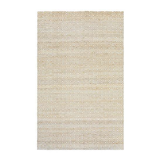 Rizzy Home Ellington Collection Raelynn Pattern Rectangular Rugs