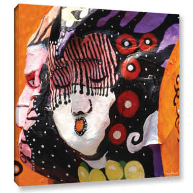 Brushstone Global Gallery Wrapped Canvas