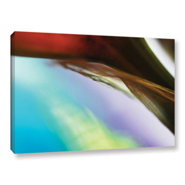 Brushstone Veiled Stem Gallery Wrapped Canvas WallArt