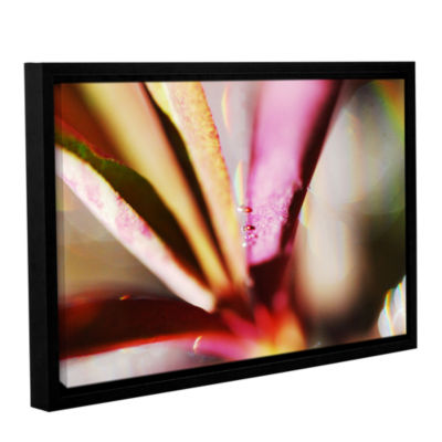 Brushstone One Among Gallery Wrapped Floater-Framed Canvas Wall Art