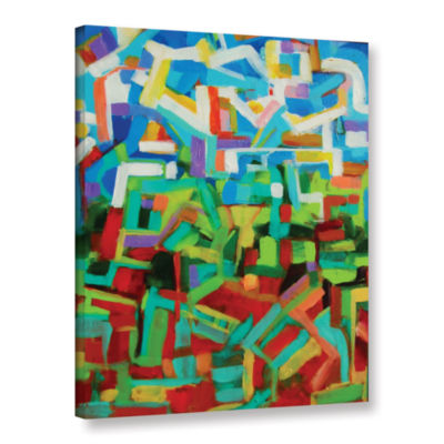 Brushstone Harvest Gallery Wrapped Canvas Wall Art
