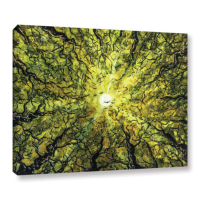 Brushstone Hallow's Prelude Gallery Wrapped CanvasWall Art