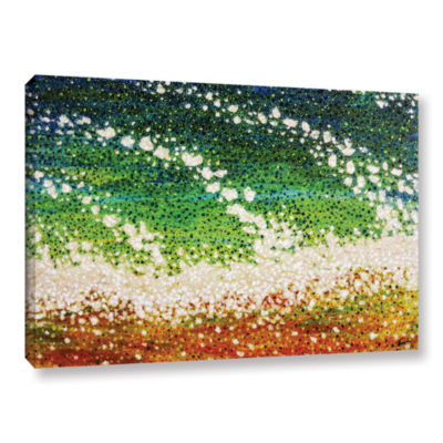 Brushstone Holiday Gallery Wrapped Canvas Wall Art